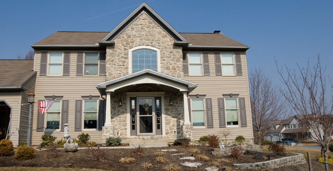 Custom home builder lancaster pa additions renovations for Good house photos