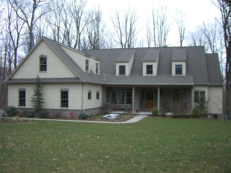 Home builders lancaster pa good custom homes and additions pa for Custom home addition