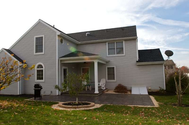 Home builders lancaster pa good custom homes and for Unique home additions