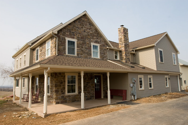 Home builders lancaster pa good custom homes and for Custom home addition